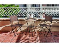 泉州阳台休闲桌椅三件套