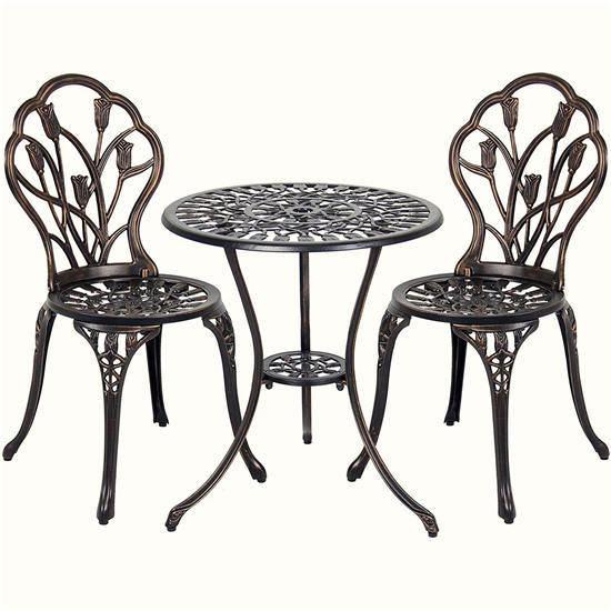 Best Choice铸铝餐桌座椅套装