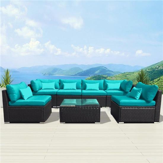 Modenzi户外阳台组合式家具